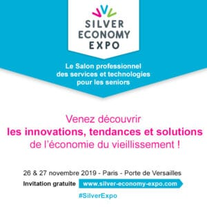 Salon Silver Economy Expo Paris 2019